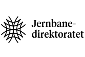 Logo Jernbanedirektoratet