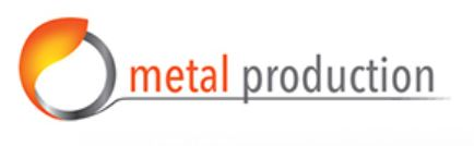 logo metal production