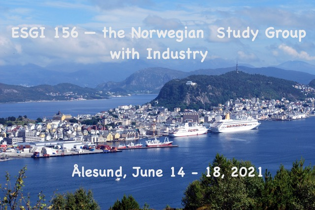ESGI 156 – the Norwegian Study Group with Industry