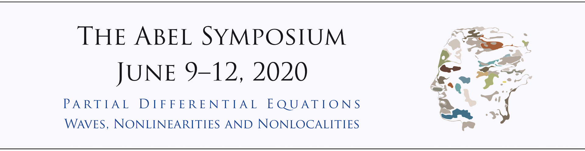 The Abel Symposium. Logo