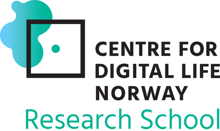 Logo: Centre for Digital Life Norway