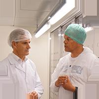 Visit at the Kavli lab