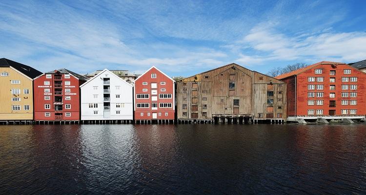 Trondheim Gezilecek Yerler