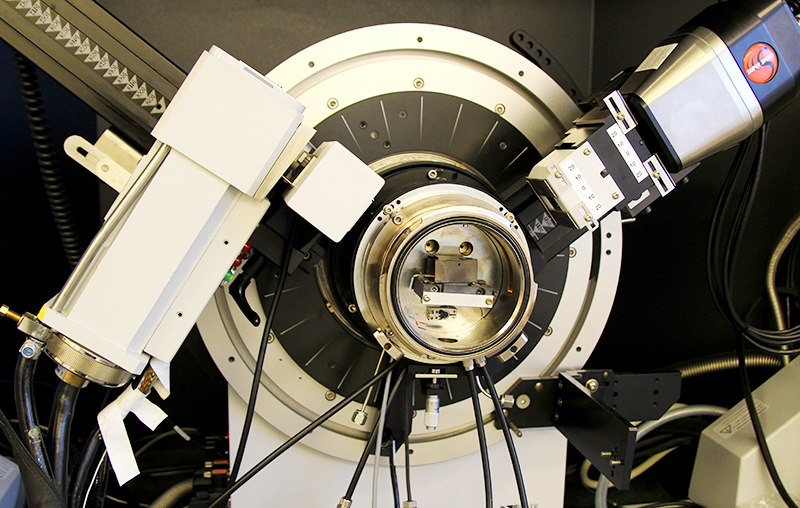 Instrumentation: D8 Advance from the Powder Diffraction Lab