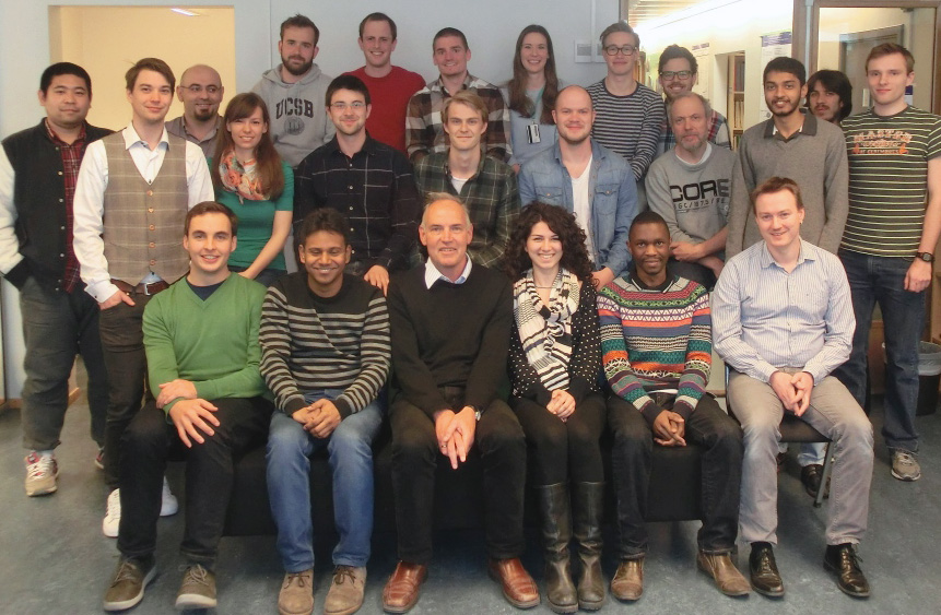 Process Systems Engineering Group 2015