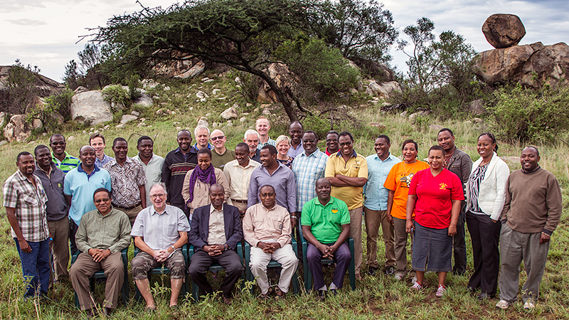 The Tanzania-NTNU Conservation Research Group (TNCRG) Photo