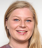 Amalie Johanne Horn Mathisen. Photo