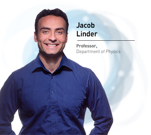 Jacob Linder, professor at Department of Physics