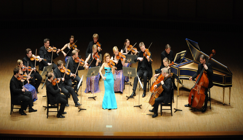 Anne-Sophie Mutter with the Trondheim Soloists