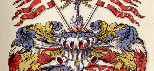 Tordenskiold's coat-of-arms