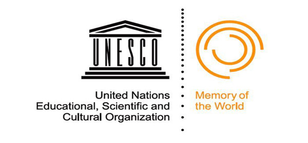 UNESCO / Norwegian Documentary Heritage logo
