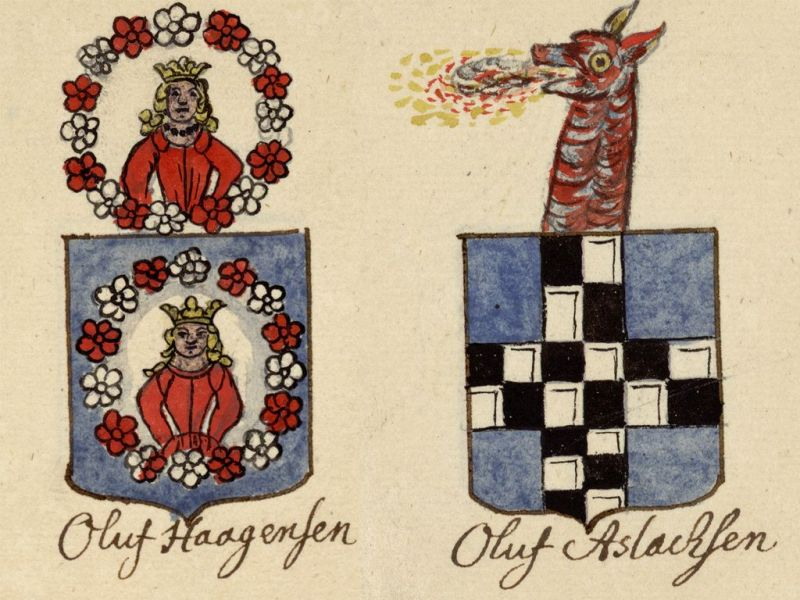 Heraldic collection