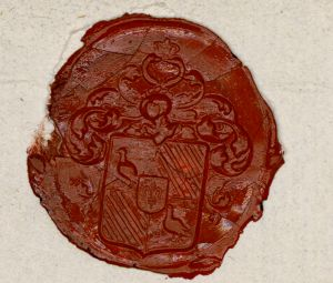 Seal of Peder Wibe