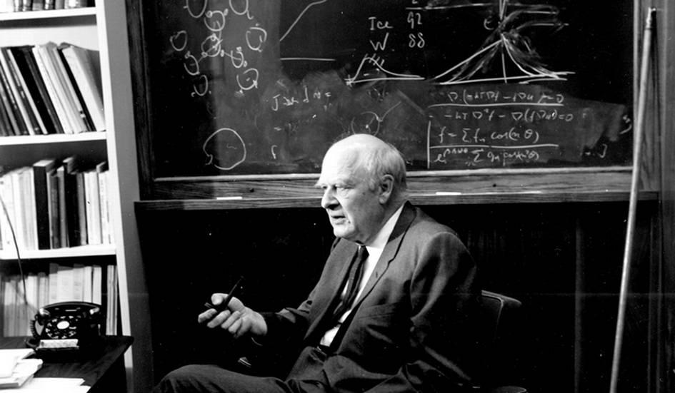 Lars Onsager, Yale University
