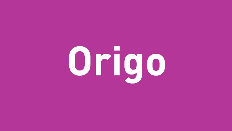 Origo grahpics
