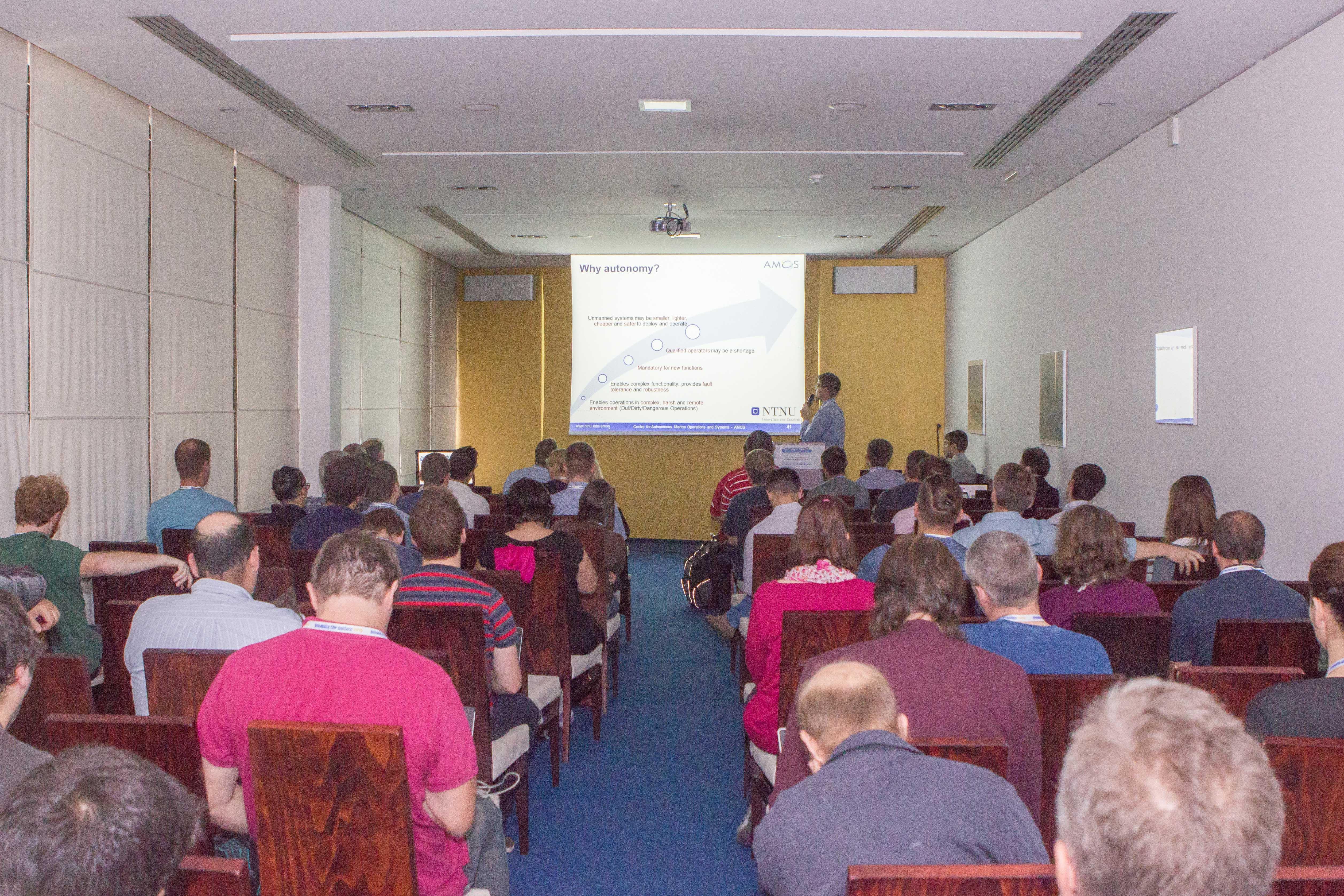 BtS 2015 - lectures