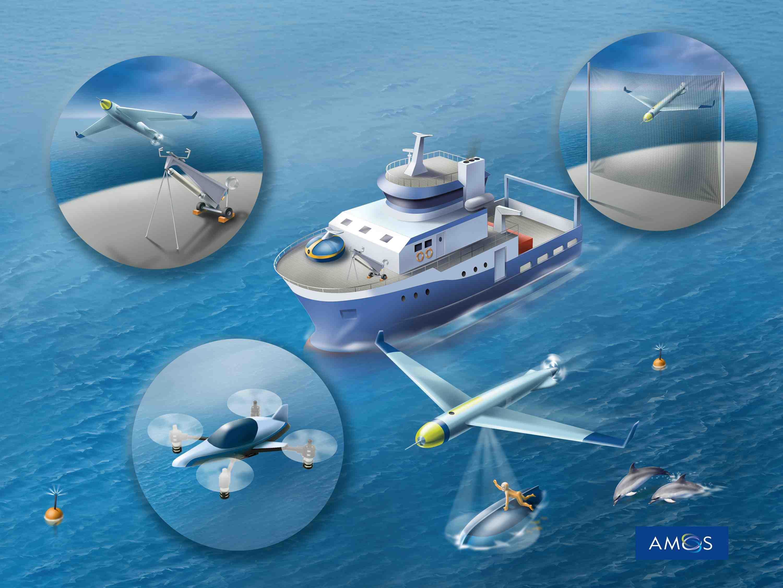 Project 5 Autonomous Uav Amos Ntnu