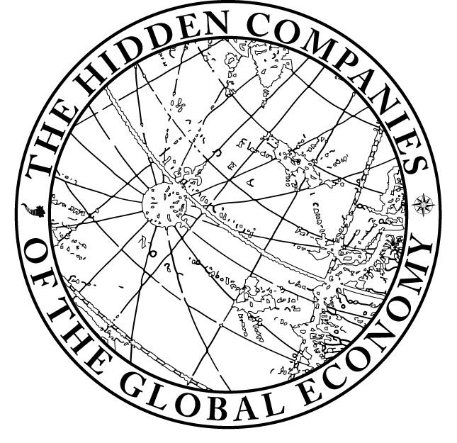Logo - The hidden companies of the global economy