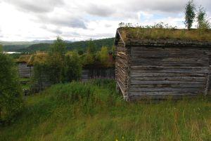 Mountainfarm Vålåskaret in Resdalen. Photo: Aud Mikkelsen Tretvik