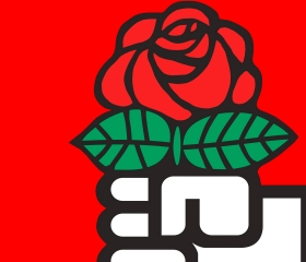 Logo for social democracy