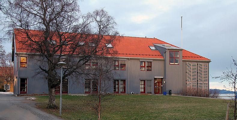 photo of Låven campus Dragvoll