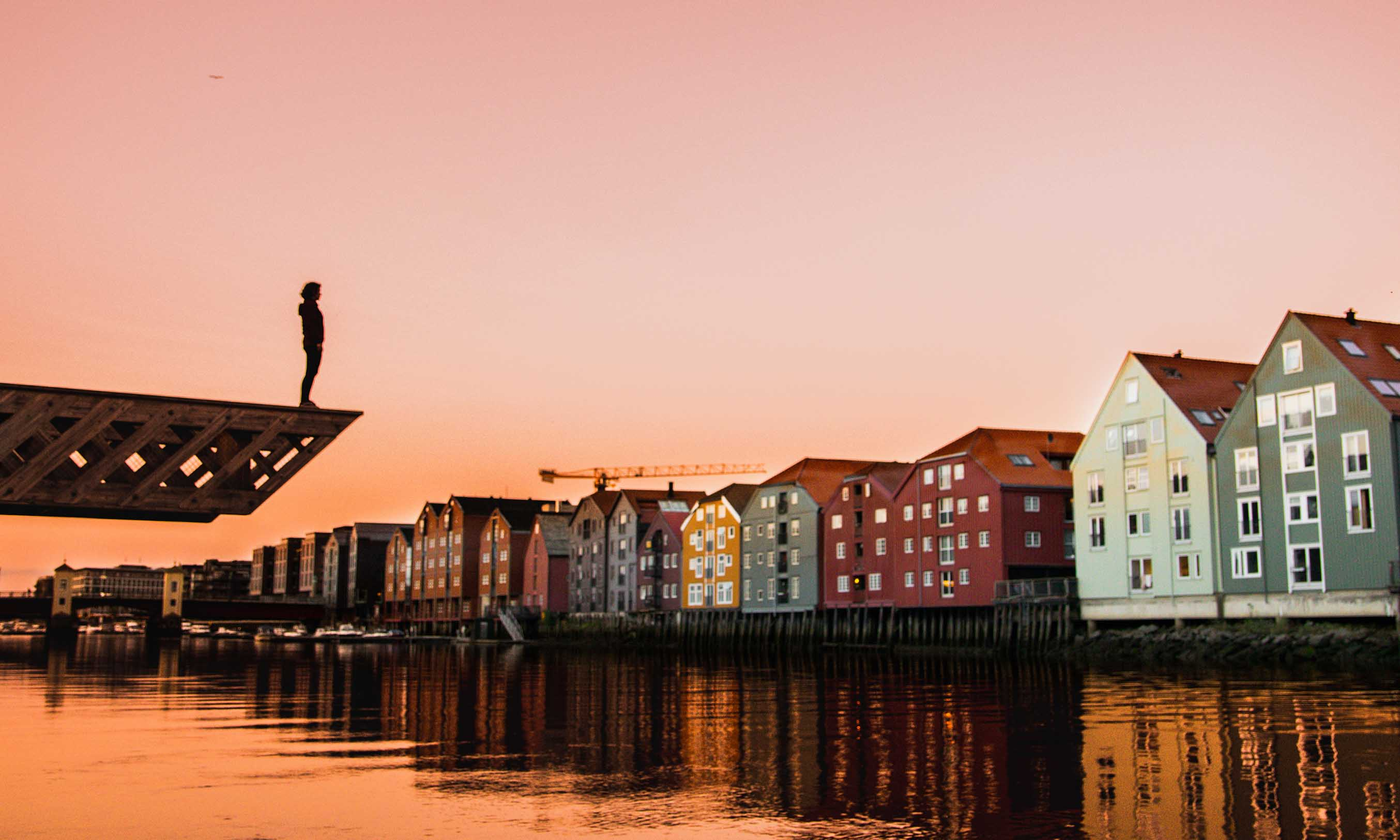 Trondheim. Photo Zuzanna Czekala