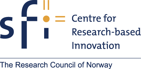 Logo Centres for Research-based Innovation