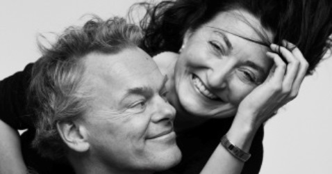 Professors Edvard Moser and May-Britt Moser