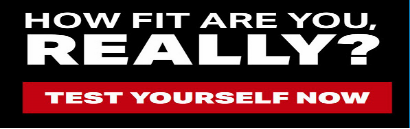 Fitness calculator, how fit are you, really?
