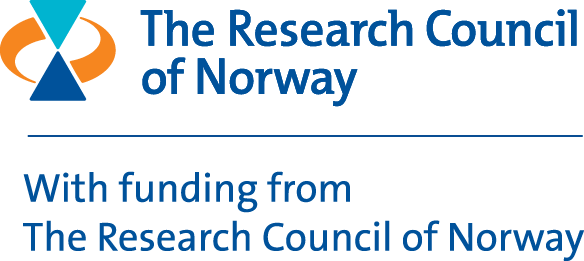 Logo for the Research Council of Norway