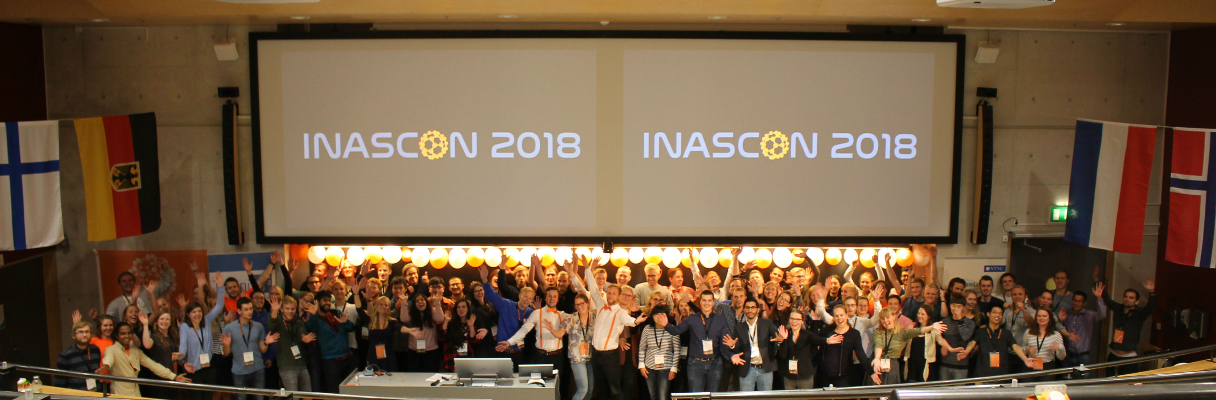Participants at INASCON2018 photo