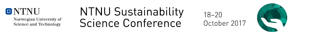 NTNU Sustainability Science Conference