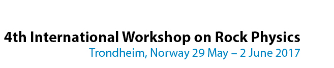 4th International Workshop on Rock Physics
