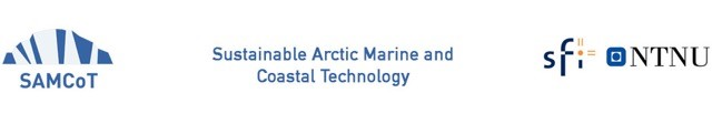 SFI Sustainable Arctic Marine and Coastal Technology