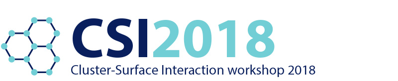 Cluster Surface Interaction Workshop 2018
